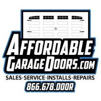 Affordable Garage Doors Logo
