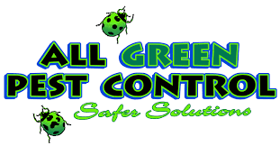 All Green Pest Control Logo