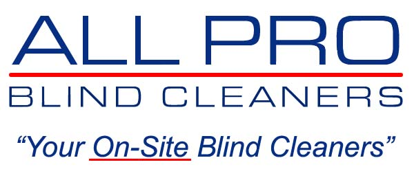 All Pro Blind Cleaners Logo