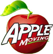 Apple Moving Logo