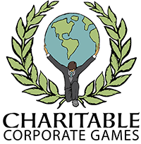 Charitable Corporate Games Logo