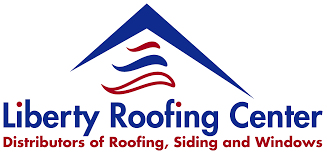 Liberty Roofing Center Logo