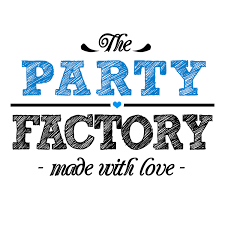 The Party Factory Logo